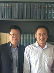 Visite d'une délégation de Sichuan (Chine) le 7 juin 2017