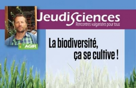 E.-P. JOURNET :  La biodiversité, ça se cultive !