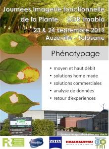 Journées imagerie fonctionnelle de la plante - GDR Imabio
