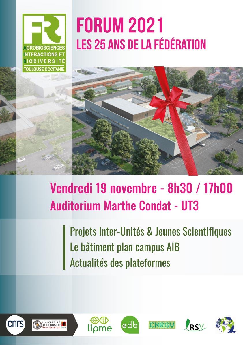 Forum FR AIB 2021
