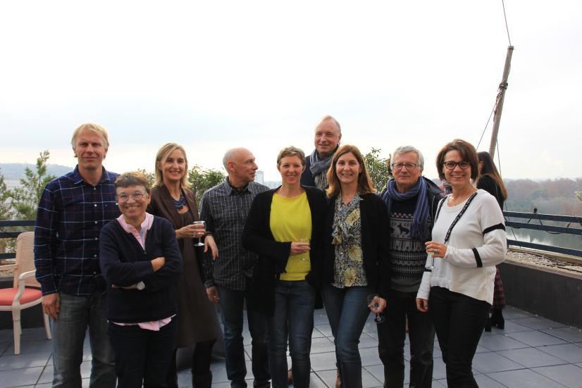 Quelques membres de la FRAIB