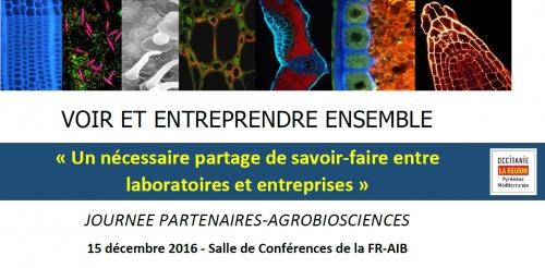 Journée partenaires-agrobiosciences